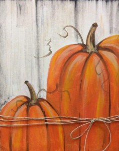 Fall Paint and Create